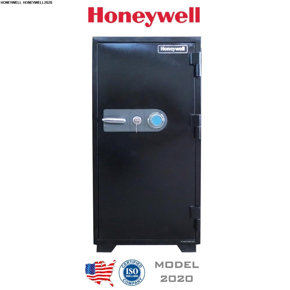 Két sắt chống cháy, chống nước Honeywell 2020 khoá cơ ( Mỹ )