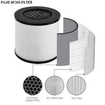Bộ màng lọc 3M (Mỹ) H13 HEPA + than hoạt tính FujiE AP300