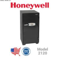Két sắt chống cháy, chống nước Honeywell 2120 khoá cơ kết hợp khóa điện tử ( Mỹ )
