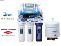 Máy lọc nước tinh khiết RO thông minh FujiE RO-08 ( 8 cấp lọc )