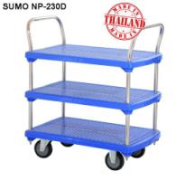 Xe đẩy hàng sàn nhựa SUMO NP-230D