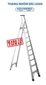 Thang nhôm chữ A Đài Loan 10 bậc Advindeq APS-10